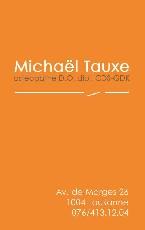 Michaël Tauxe Ostéopathe D.O, dipl. CDS-GDK Lausanne